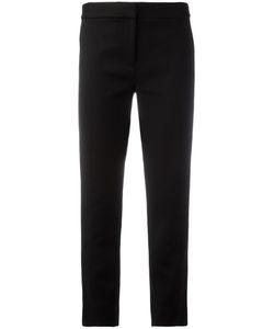 Diane Von Furstenberg | Slim-Fit Tailo Trousrs 6 Polyamide/Cotton/Spandex/Elastane