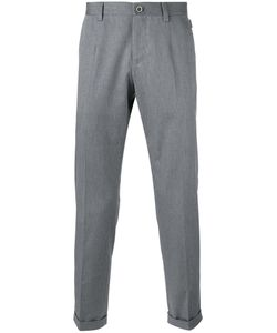 Dolce & Gabbana | Tailo Trousers 48 Cotton