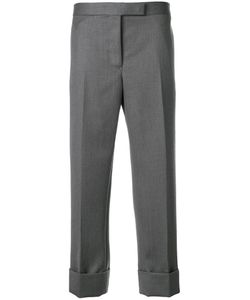 Thom Browne | Cropped Tailored Trousers Women
