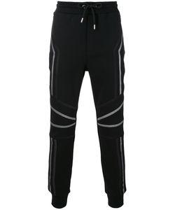 Les Hommes | Contrast Stripe Track Trousers