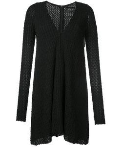 KITX | Shirring Swing Dress 12 Spandex/Elastane/Viscose