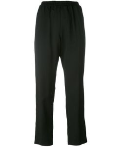 Gianluca Capannolo | Drop Crotch Cropped Trousers Size 44