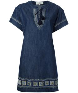 Vanessa Bruno Athe' | Vanessa Bruno Athé Shift Denim Dress 38 Cotton/Polyester