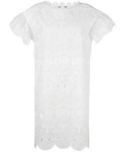 Tsumori Chisato | Lace Detail Dress Small Cotton
