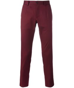 Dolce & Gabbana | Chino Trousers 50 Cotton/Spandex/Elastane