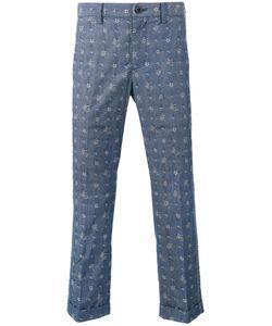 Sacai | Aloha Printed Trousers 2