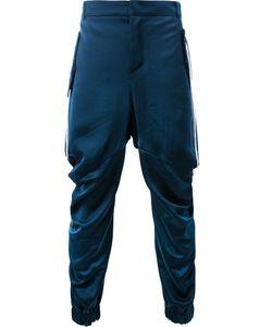 MOOHONG | Gathered Leg Tapered Trousers Size 48