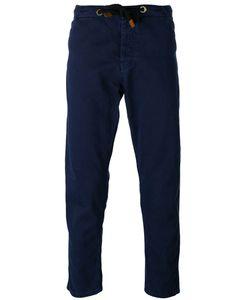 Bleu De Paname | Marine Trousers Size 34