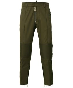 Dsquared2 | Cropped Cargo Trousers Size 44