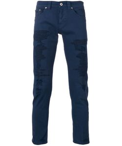 Dondup | Distressed Skinny Trousers Size 35
