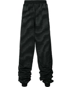 Y / PROJECT   High Waist Track Pants