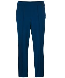 Twin-set | Classic Cropped Trousers 38 Polyester/Spandex/Elastane/Wool