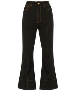 Amapô | Crop Flared Jeans Size 36