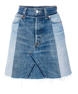 Re/Done | Denim Skirt