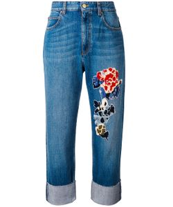 Sonia Rykiel | Sequin Embellished Jeans