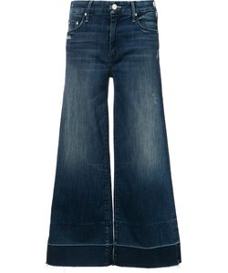 Mother | Cropped Flared Trousers Size 29