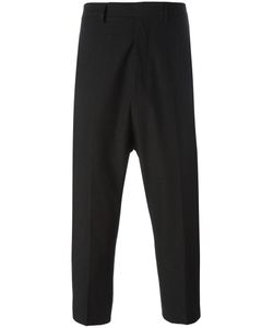 Rick Owens | Astaire Cropped Trousers 46 Nylon/Polyester/Spandex/Elastane