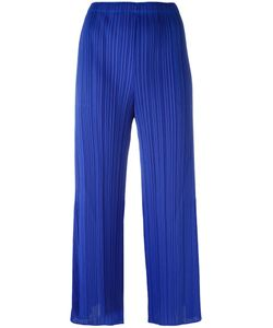 PLEATS PLEASE BY ISSEY MIYAKE | Pleated Fla Trousers 4