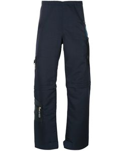 LONGJOURNEY | Zipped Cargo Trousers S