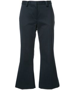 Nellie Partow | Cropped Trousers 10 Cotton
