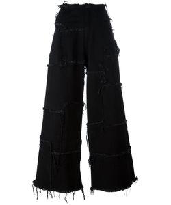 Marques Almeida | Marquesalmeida Raw Edge Patchwork Jeans Size Small