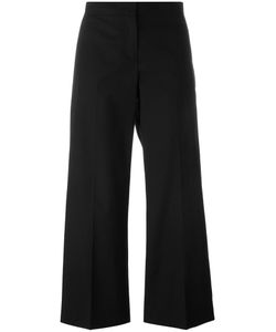 Fabiana Filippi | Cropped Trousers 40 Cotton/Polyester/Spandex/Elastane