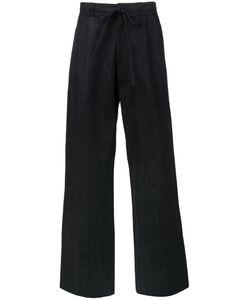 MAISON FLANEUR | Slouch Denim Trousers 50 Cotton