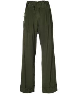 A.F.Vandevorst | Drawstring Detail Trousers 36