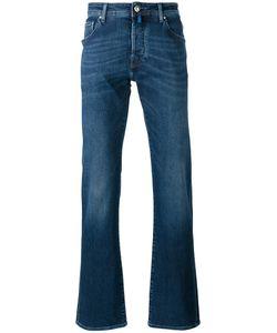 Jacob Cohёn | Jacob Cohen Stonewashed Straight-Leg Jeans