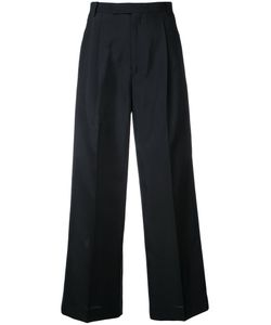 Cityshop | Wide-Leg Cropped Trousers 38