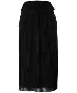 Iro | Pleated Midi Skirt Size 40