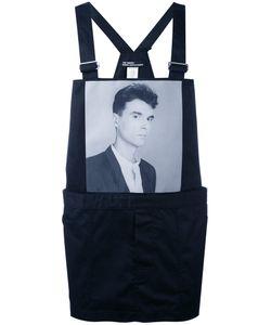 Raf Simons | Photo Print Buckled Vest