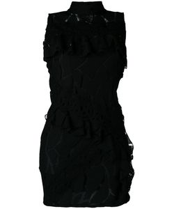 Iro | High-Neck Ruffled Dress 38