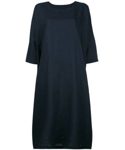 DANIELA GREGIS | Oversized T-Shirt Dress 1 Linen/Flax