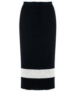 Gig | Ribbed Knit Midi Dress