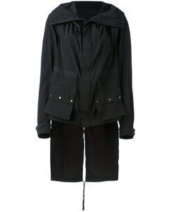 Faith Connexion | Асимметричная Куртка С Капюшоном