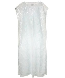 SI-JAY | Embroidered Maxi Dress 44