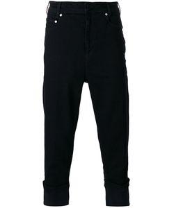 Neil Barrett | Turn-Up Hem Cropped Jeans