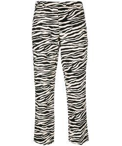 'S Max Mara | Silva Trousers 44 Cotton/Linen/Flax
