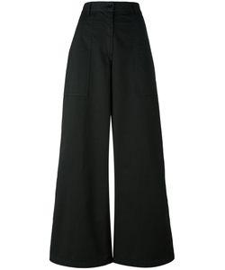Barena   Wide-Legged Trousers 42 Cotton/Spandex/Elastane