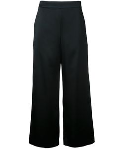 Cityshop | Satin Cropped Wide Leg Trousers