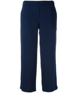 P.A.R.O.S.H. | Straight Cropped Trousers Xs Polyester