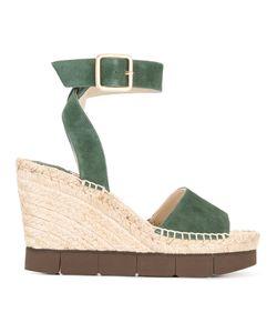 Paloma Barceló   Lisette Sandals 39 Suede/Leather/Rubber