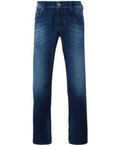 Diesel | Straight Leg Jeans 32/32 Cotton/Polyester/Spandex/Elastane