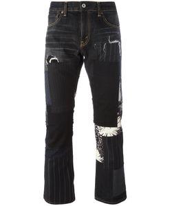 JUNYA WATANABE COMME DES GARCONS | Junya Watanabe Comme Des Garçons Man Patchwork Trousers Large
