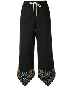 See By Chloe | See By Chloé Trim Drawstring Trousers 36