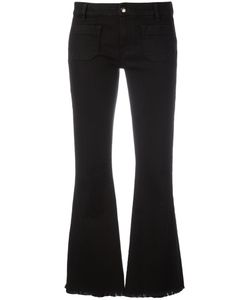 THE SEAFARER | Cropped Bootcut Jeans 29 Cotton/Spandex/Elastane