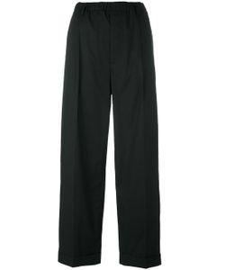 Lucio Vanotti | Drop-Crotch Straight Trousers