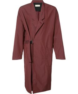 Jieda | Buckled Coat 1 Cotton/Nylon