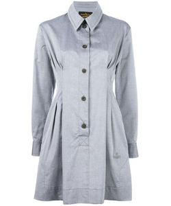 Vivienne Westwood Anglomania | Pleated Detail Shirt Dress 40